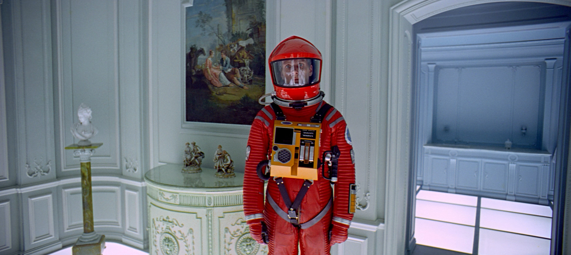 an introduction to the analysis of 2001 a space odyssey by stanley kubrick 2001: a space odyssey, by stanley kubrick is the focus for the visual experiments kubrick was an obsessive researcher and archivist meaning that a substantial amount of material from every stage of the writing, making and distribution of the film survives.