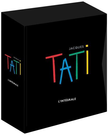 The upcoming Tati box-set, as pictured at Amazon.fr.