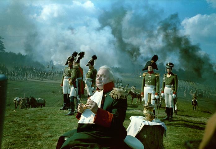 Sergei Bondarchuk's War and Peace.